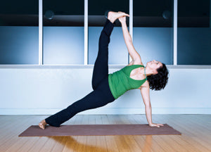 How to Do Full Side Plank Pose in Yoga