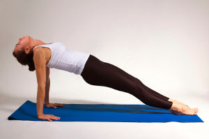 How to Do Upward Plank Pose in Yoga – YogaOutlet com