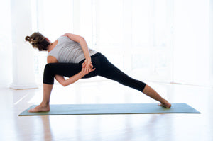 How to Do Bound Extended Side Angle Pose in Yoga