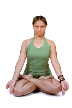 How To Do Lotus Pose In Yoga Yogaoutlet Com