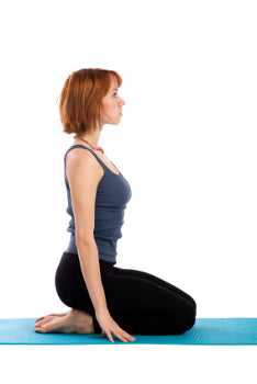 How To Do Thunderbolt Pose In Yoga Yogaoutlet Com
