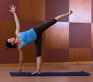 How to Do Half Moon Pose in Yoga