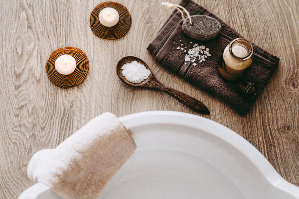 The Best Bath Soak Recipe for Stress Relief