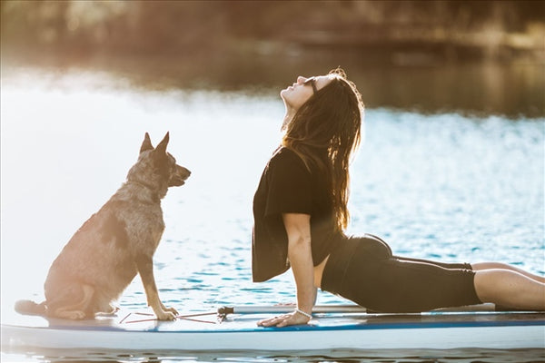 Best Reasons to Try Stand Up Paddle Board Yoga