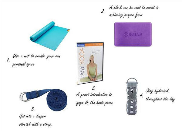 The Basics of Yoga and Essential Accessories