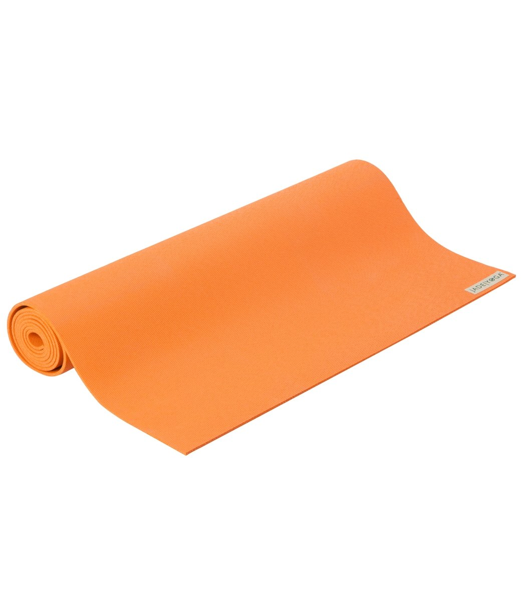 Jade Yoga Harmony Natural Rubber Yoga Mat 68 5mm Mats Blocks Gear At Yogaoutlet Com