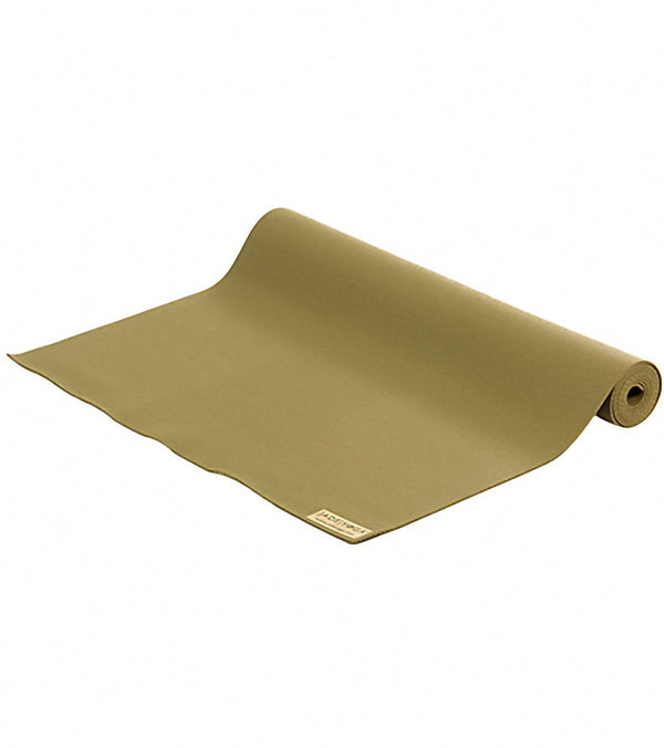 "Jade Yoga Travel Natural Rubber Yoga Mat 68"" 3.5mm"