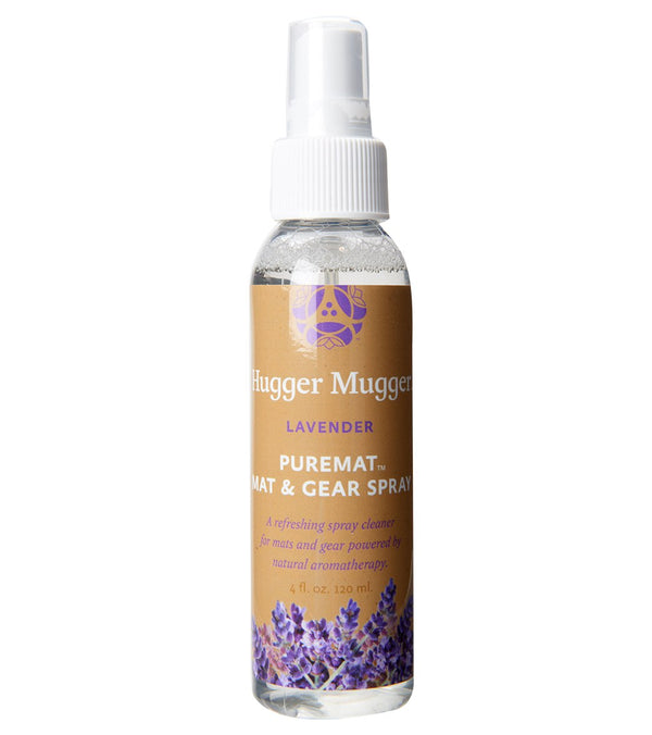 Hugger Mugger Pure Yoga Mat Cleaner 4oz