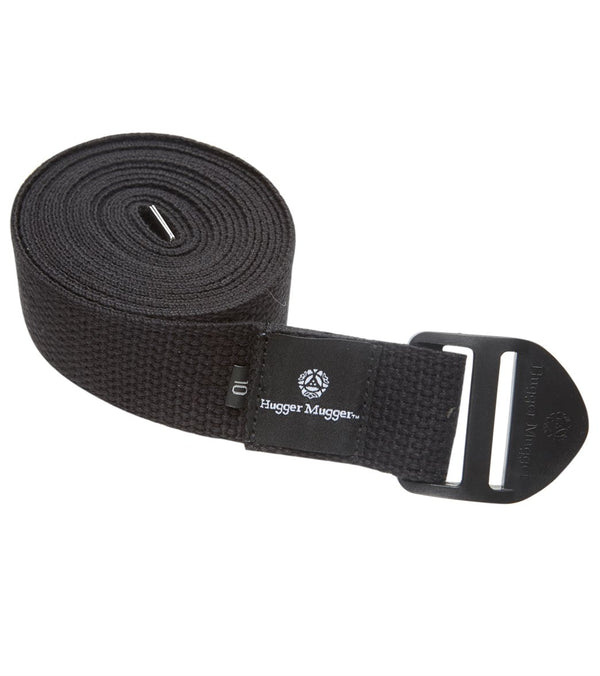 Hugger Mugger 10' Cotton Cinch Yoga Strap