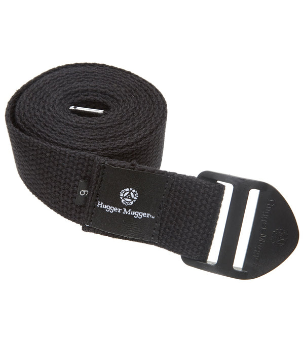 Hugger Mugger 6' Cotton Cinch Yoga Strap