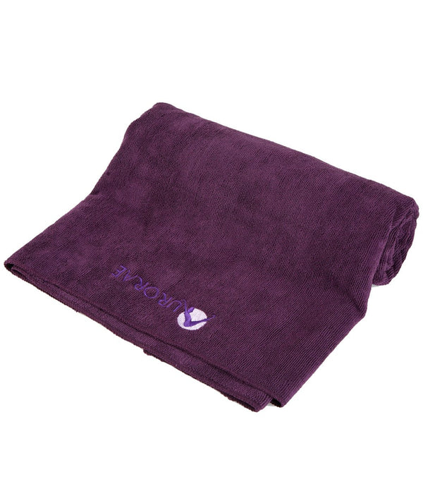 Aurorae Long Yoga Mat Towel