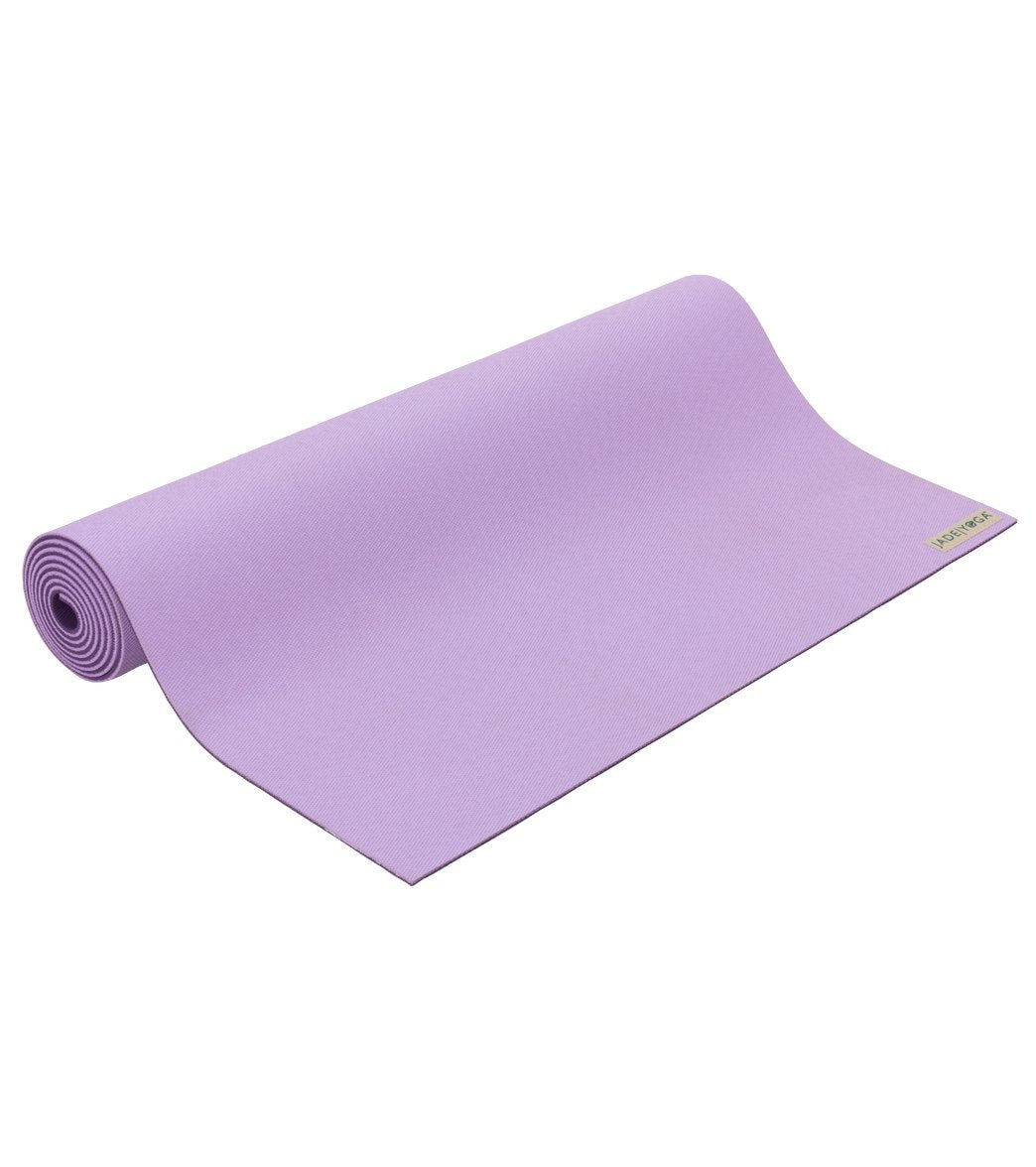 Jade Yoga Harmony Two Tone Natural Rubber Yoga Mat 71 5mm At Yogaoutlet Com