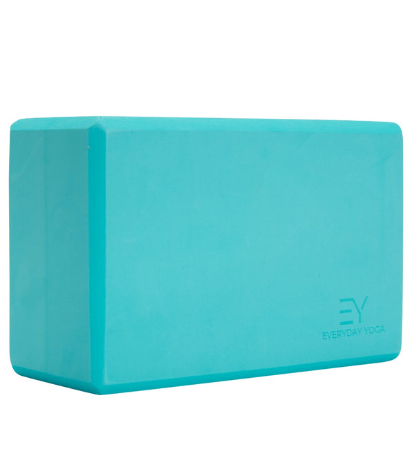 Everyday Yoga 4 Inch Foam Yoga Block