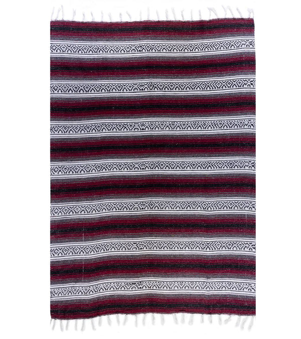 Native Yoga Heavy Weight Falsa Mexican Yoga Blanket
