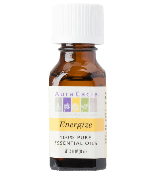 Aura Cacia Energize - Essential Oil Blend