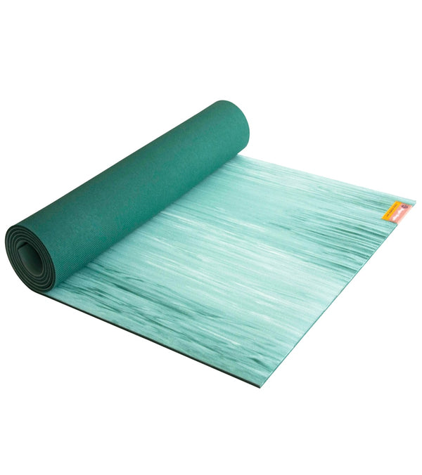 "Hugger Mugger Para Rubber Grip Yoga Mat 70"" 6mm Extra Thick"