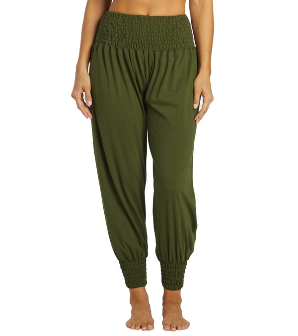 Yak & Yeti Indian Harem Joggers