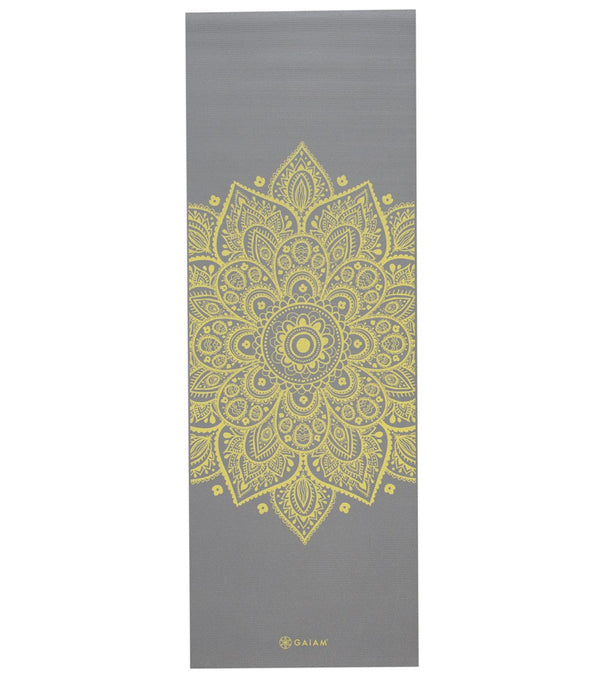"Gaiam Yoga Mat 68"" 6mm"
