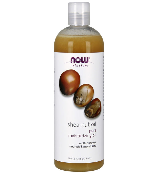 NOW Shea Nut Oil 16 oz