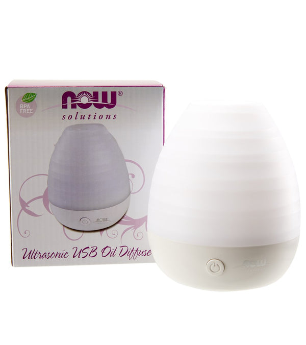 NOW Ultrasonic USB Oil Diffuser
