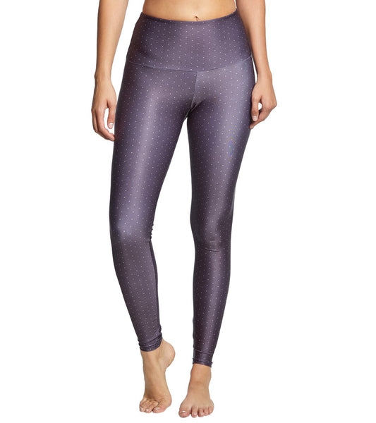 94e6b3ab9252 Onzie High Waisted Yoga Leggings at YogaOutlet.com