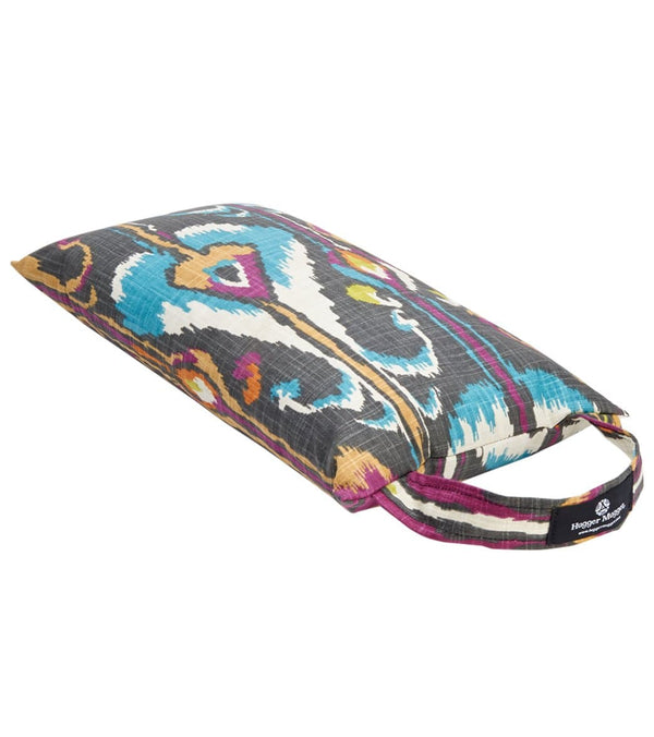 Hugger Mugger Sukasana Printed Yoga Meditation Cushion