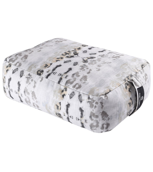 Hugger Mugger Zen Printed Yoga Meditation Cushion