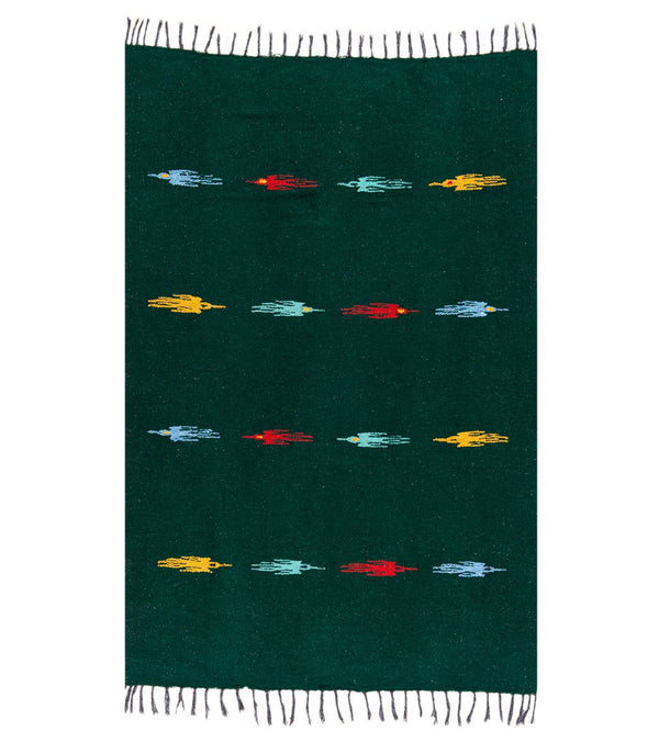 Native Yoga Thunderbird Yoga Blanket