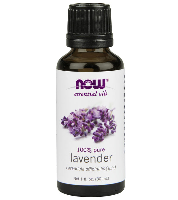 NOW 100% Pure Lavender Essential Oil 1 oz