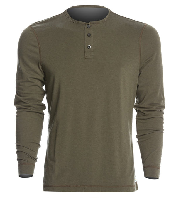 Vuori Men's Ever Henley