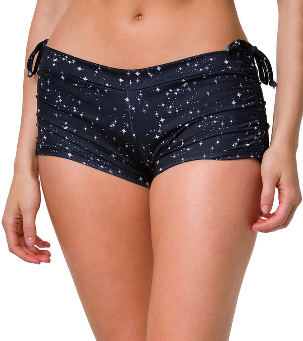 Onzie Side String Yoga Shorts