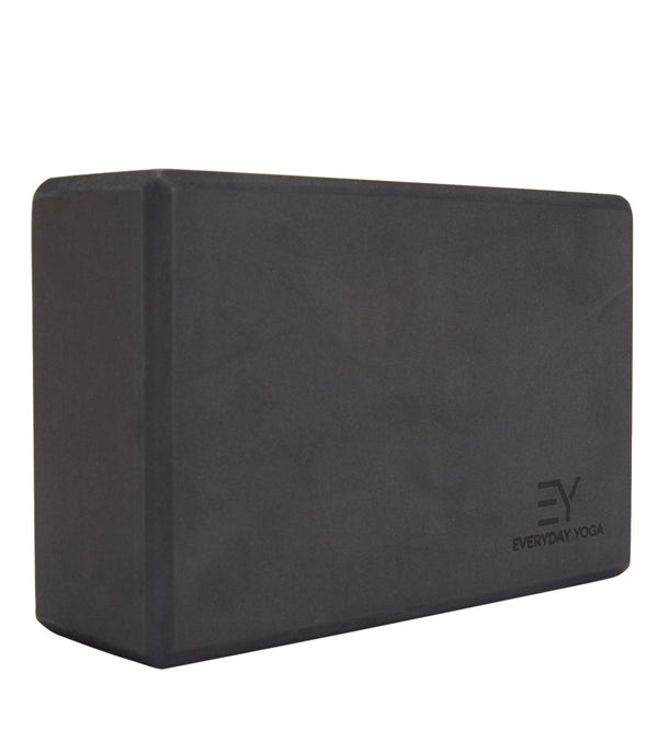 Everyday Yoga 3 Inch Foam Yoga Block