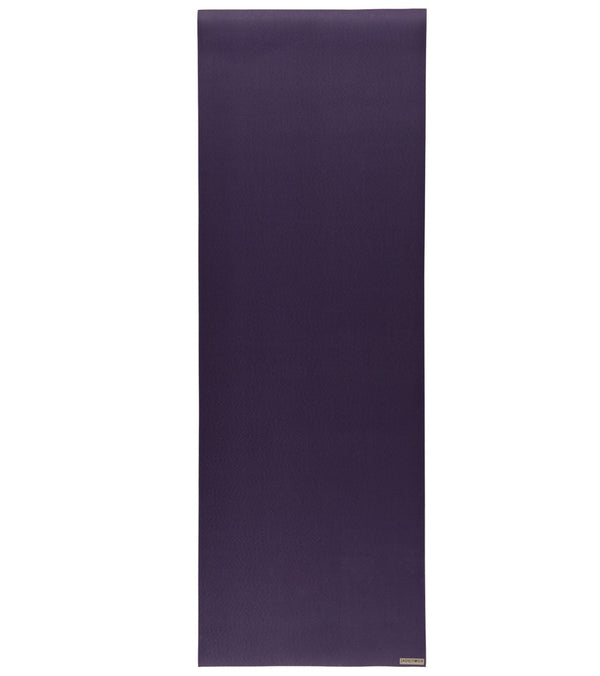 "Jade Yoga Fusion Wide Natural Rubber Yoga Mat 80"" 8mm Extra Thick"