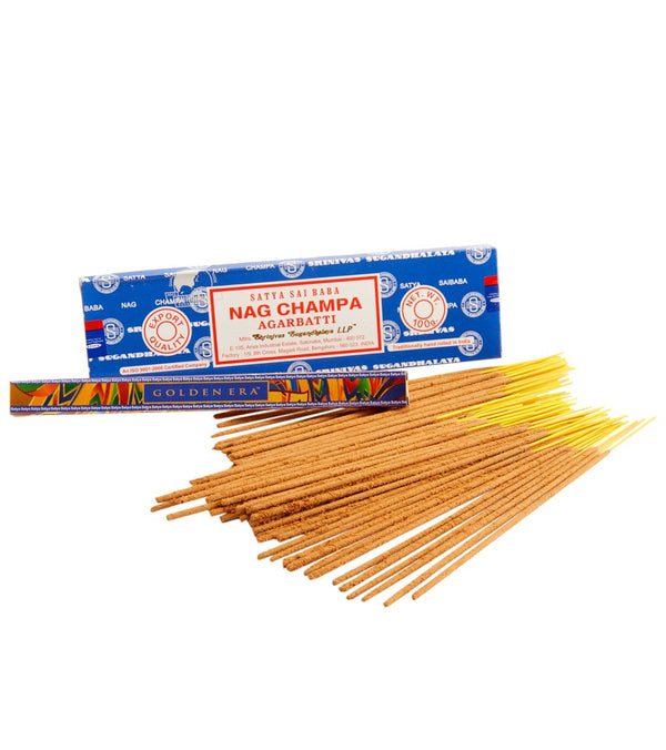 Shamans Market Nag Champa Satya Sai Baba Incense Sticks
