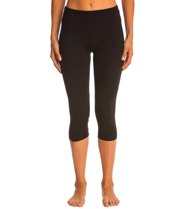 Marika Carrie Butt Booster Cotton Yoga Capris