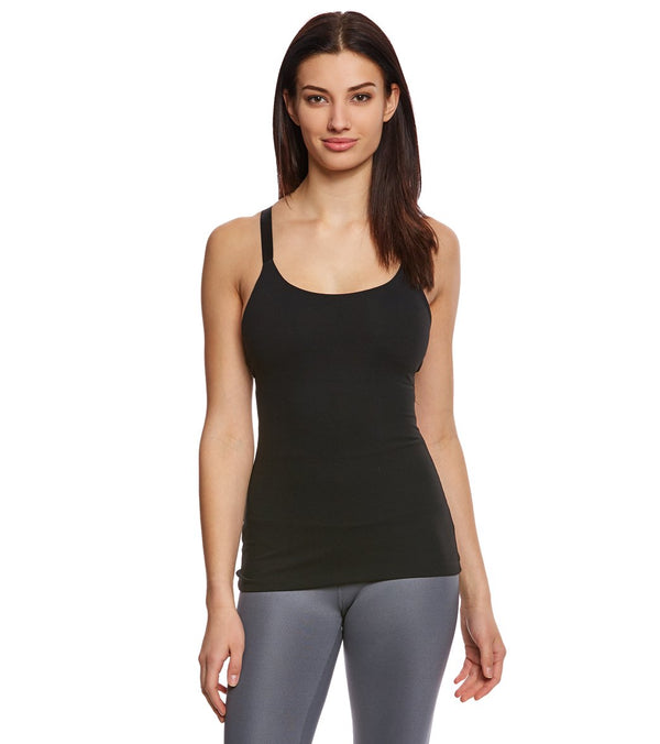 Beyond Yoga Live Free Or Tie Hard Yoga Support Tank