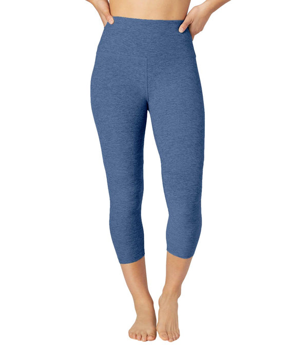 Beyond Yoga Spacedye High Waisted Yoga Capris