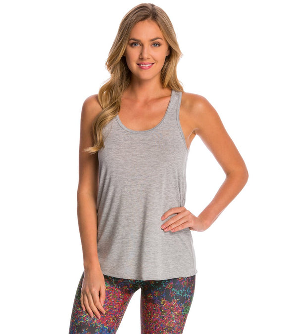 Bella + Canvas Flowy Racerback Workout Tank Top