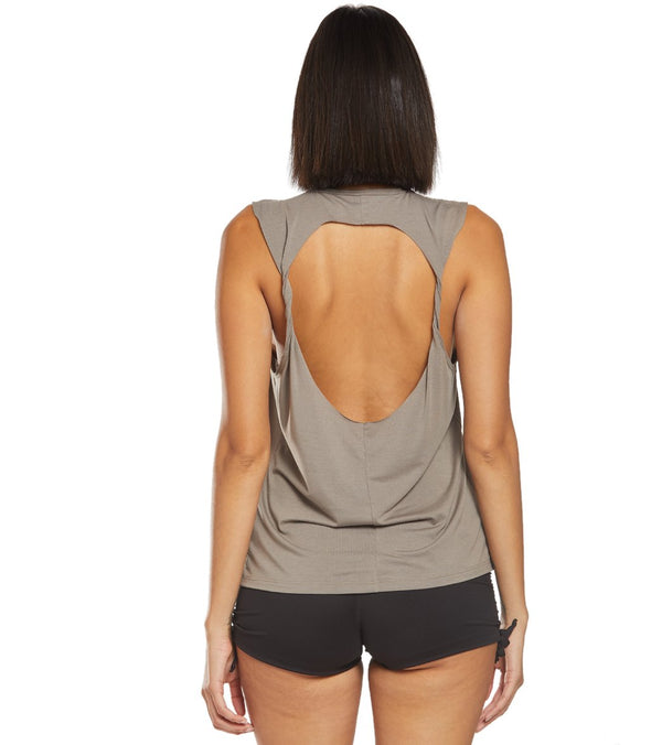 Onzie Twist Back Yoga Tank Top