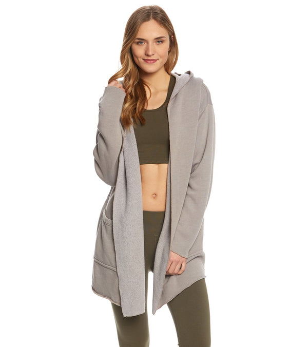 Hard Tail Slouchy Wrap Jacket