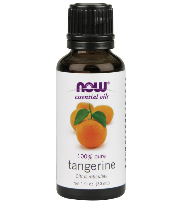NOW 100% Pure Tangerine Oil 1 oz