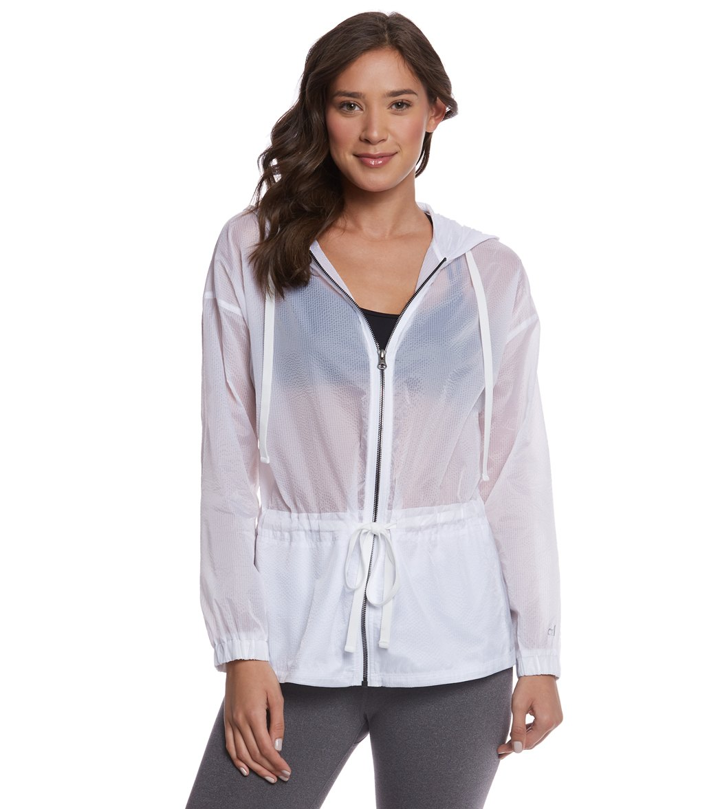 1fa158b7a Alo Yoga Hideaway Workout Jacket at YogaOutlet.com - Free Shipping