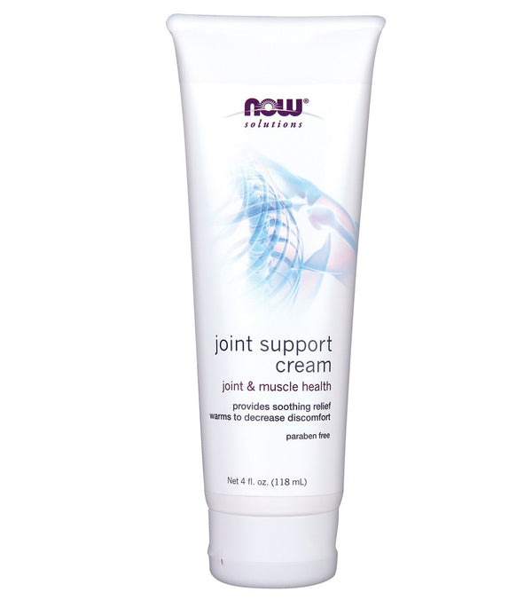 NOW Joint & Muscle Cream 4 oz