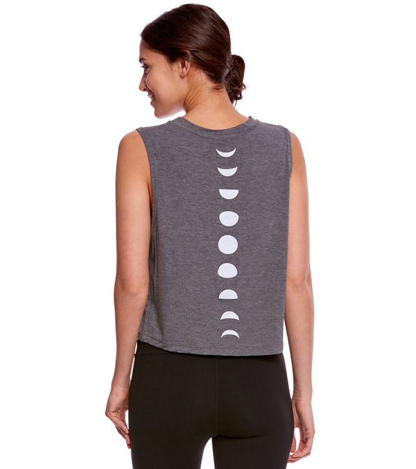Everyday Yoga Luna Workout Muscle Tee
