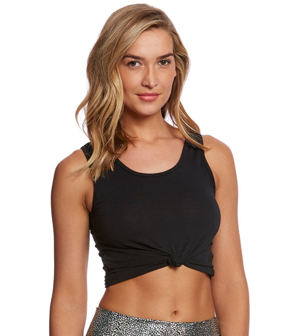 Onzie Knot Yoga Crop Top