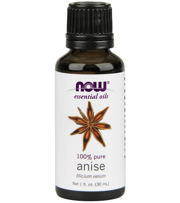 NOW 100% Pure Anise Oil 1 oz
