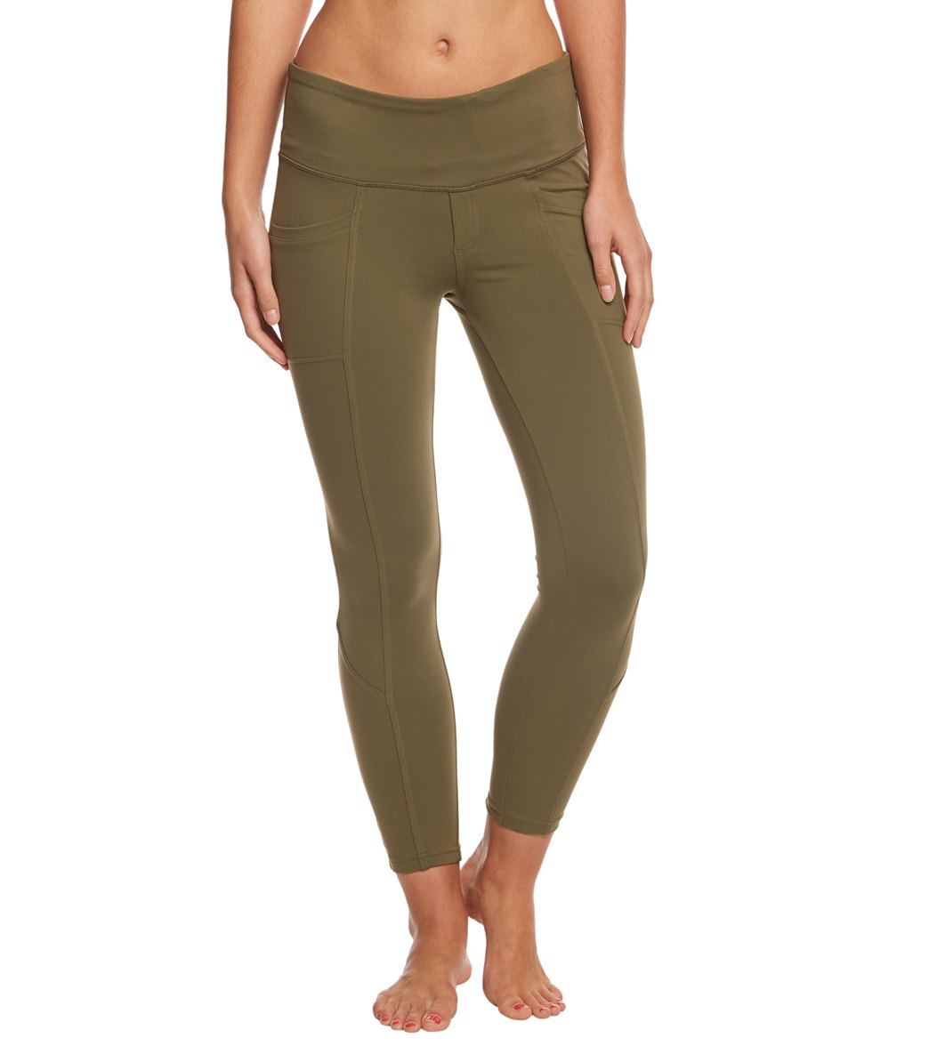 Prana Urbanite Yoga Leggings With Pockets At Yogaoutlet Com Free Shipping