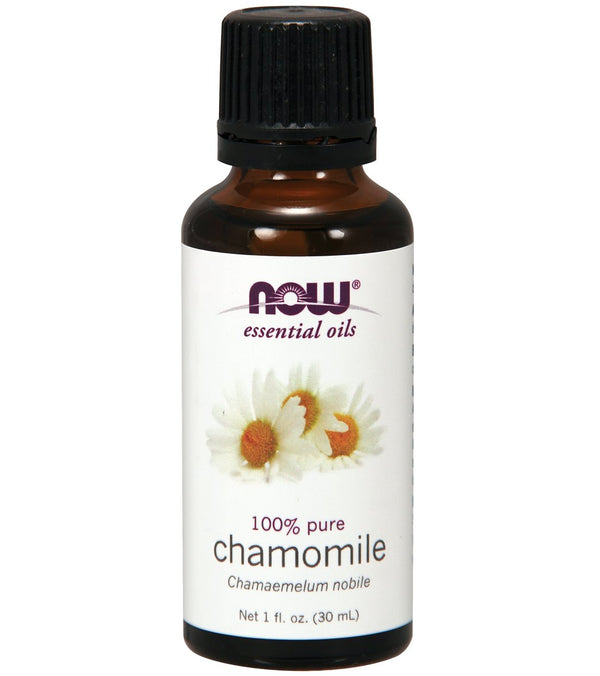 NOW 100% Pure Chamomile Oil 1 oz