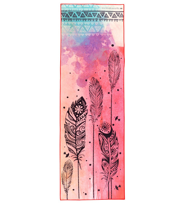 Vagabond Goods Dream Weaver Yoga Mat Towel