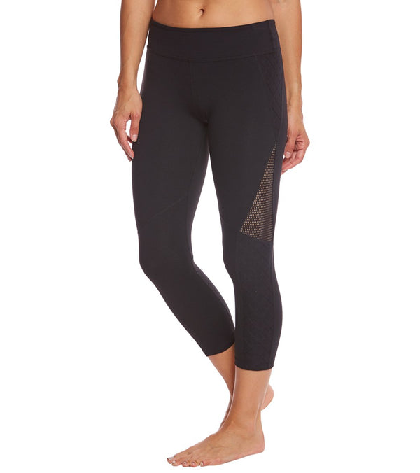 Beyond Yoga Quilt While Ahead Yoga Capris